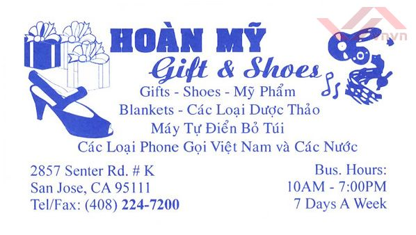 Hoan My - Gifts & Shoes