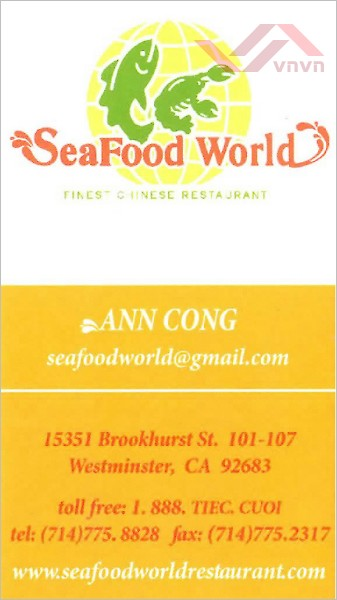 Seafood World