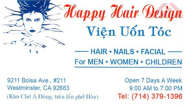 Happy Hair Design