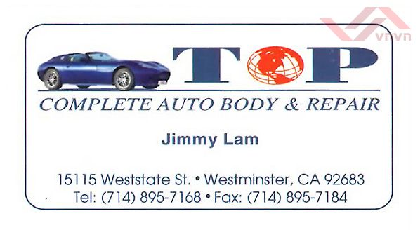 Top Complete Auto Body and Repair