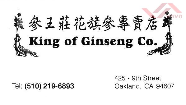 King Of Ginseng Co