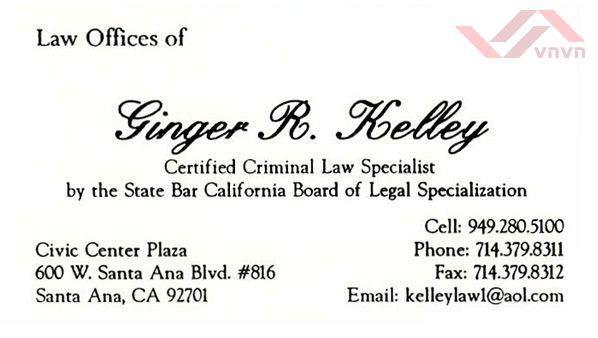 Law Offices of Ginger R Kelly