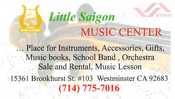 Little Saigon Music Center