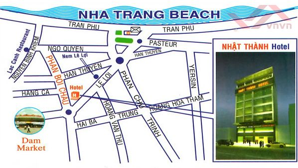 Nhat Thanh Hotel Spa Travel Agency