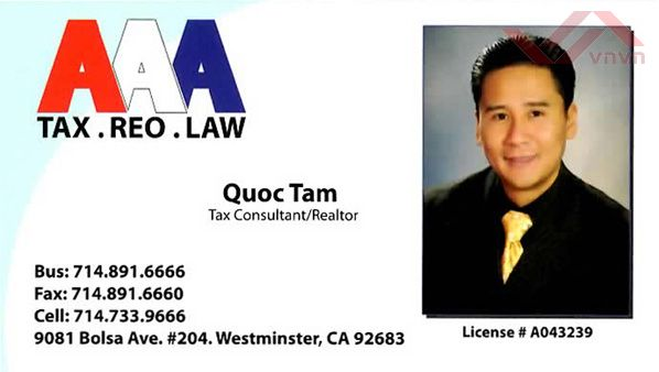 AAA Tax-Reo-Law