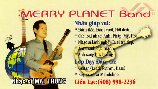 Merry Planet Band