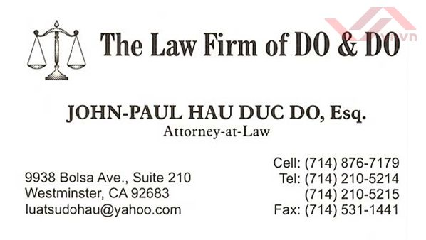 Law Firm of Do & Do