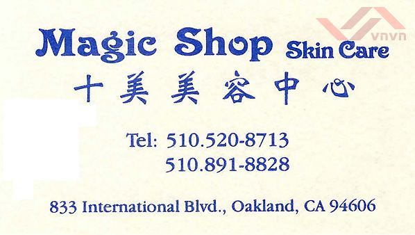 Magic Shop Skin Care