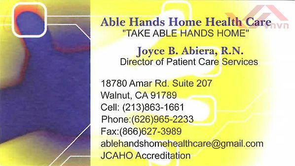 Able Hands Home Health Care