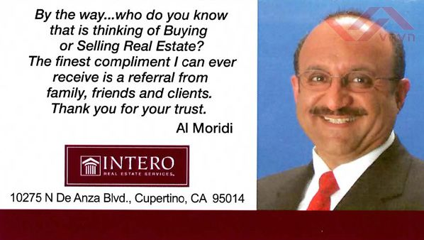 Intero Real Estate Services - Al Moridi