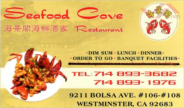 Seafood Cove Restaurant