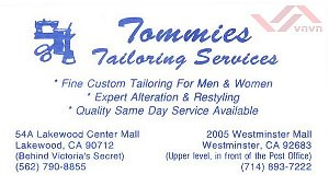 tommies-tailoring-services
