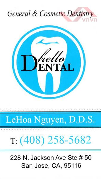 Hello Dental - Lehoa Nguyen, DDS