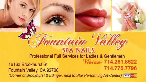 Fountain Valley Spa Nails