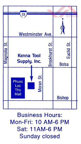 Kenna Tool Supply
