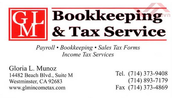 GLM Bookkeeping & Tax Services