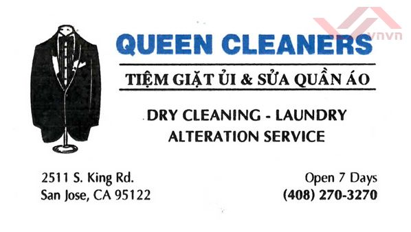 Queen Cleaners