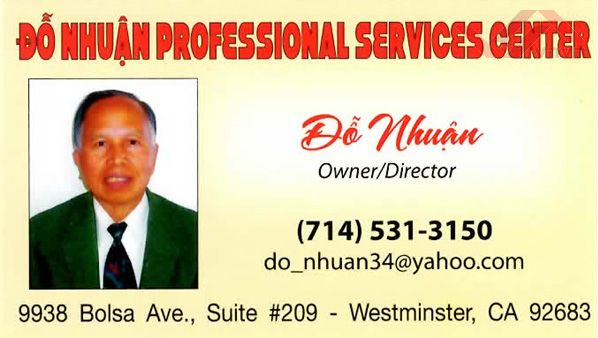 Do Nhuan Professional Services Center