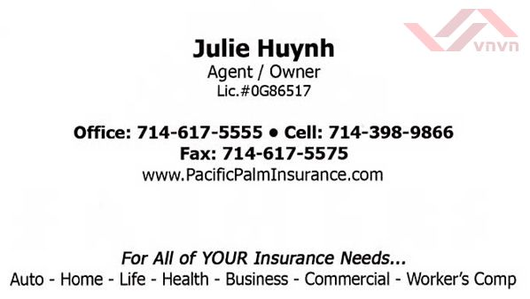 Pacific Palm Insurance