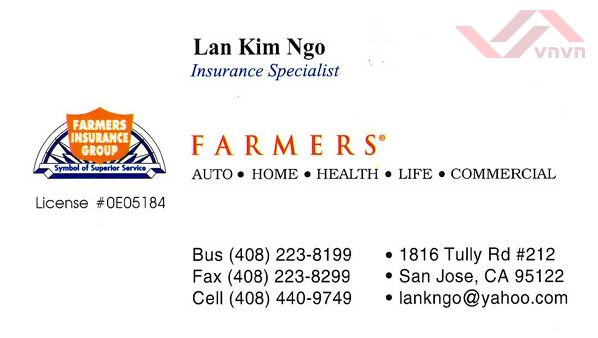 Farmers Insurance - Lan Kim Ngo