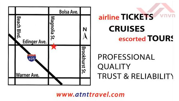 Atnt Travel And Tours