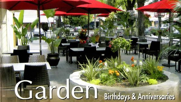 Garden Birthdays & Anniversaries