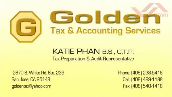 Golden Tax & Accounting Services