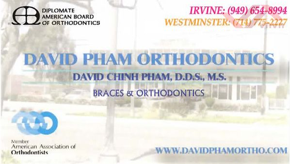 David Pham Orthodontics