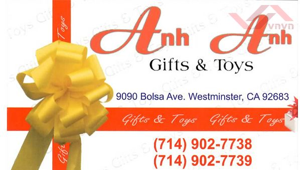 Anh Anh Gifts & Toys