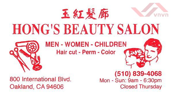Hong's Beauty Salon