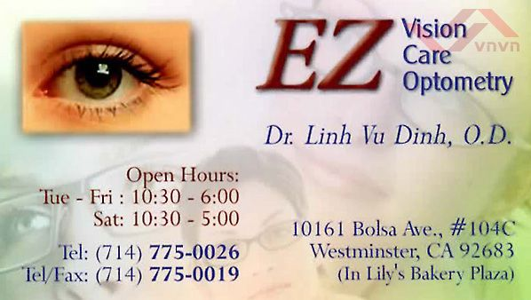 EZ Vision Care Optometry