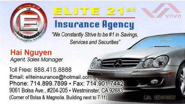 Elite 21st Insurance Agency