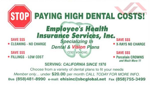 Employee's Health Insurance Services Inc