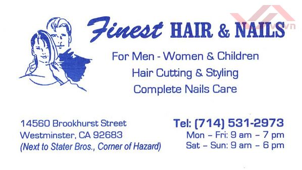 Finest Hair & Nails