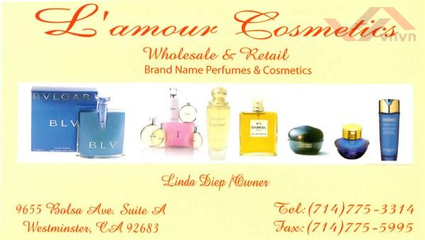 L'amour Cosmetics