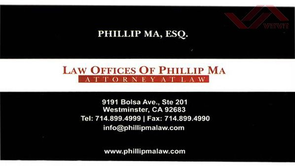 Law Offices Phillip Ma