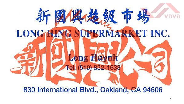 Long Hing Supermarket