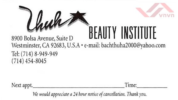 Thuh Beauty Institute