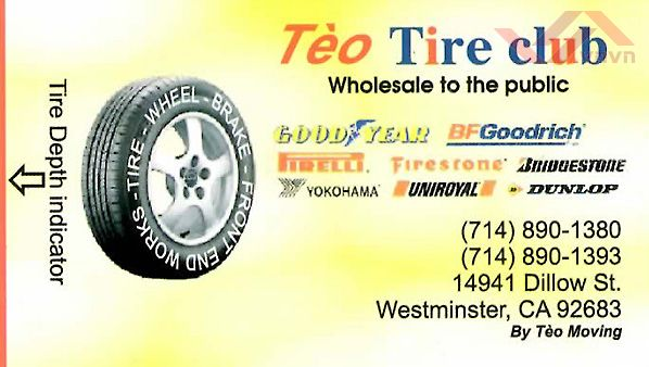 Teo Tire Club
