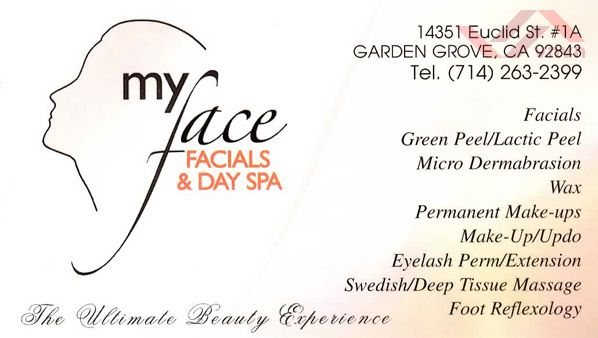 My Face Facials & Day Spa