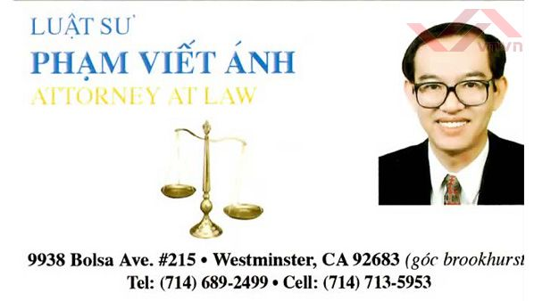 Pham Viet Anh, Attorney at Law