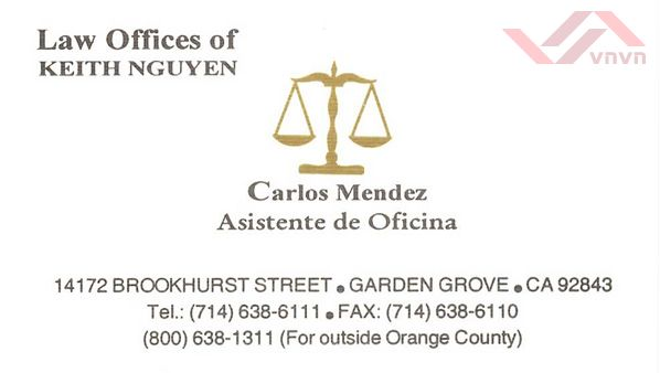 Law offices Of Keith Nguyen