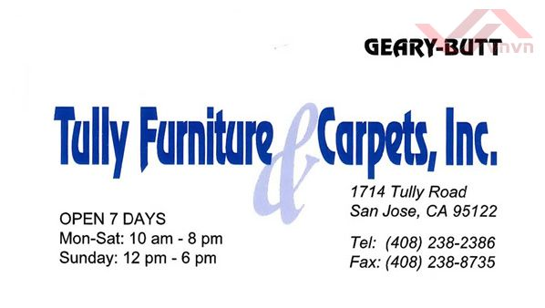 Tully Funiture & Carpets