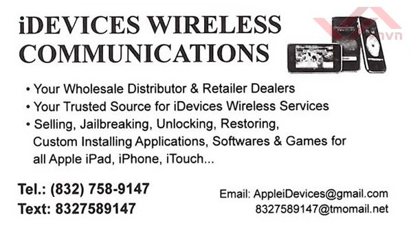 idevices-wireless-communications