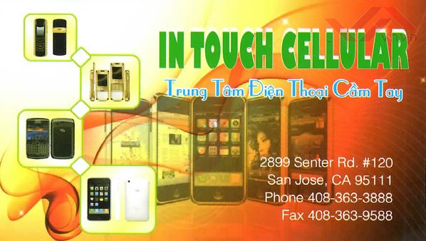 In Touch Cellular