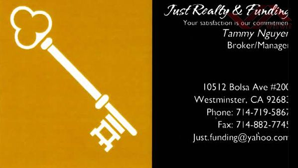 Just Realty & Funding - Tammy