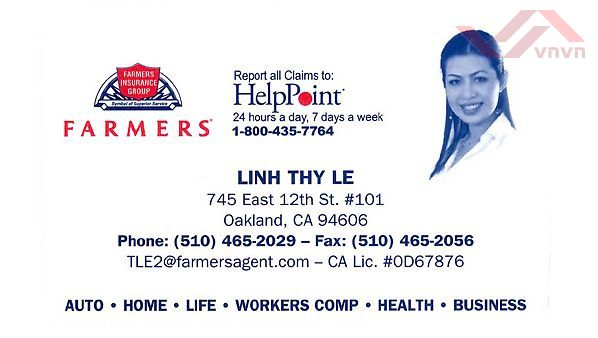 Farmers Insurance - Linh Thy Le